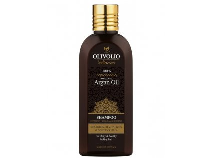 oliv argan shampoo repairing lay