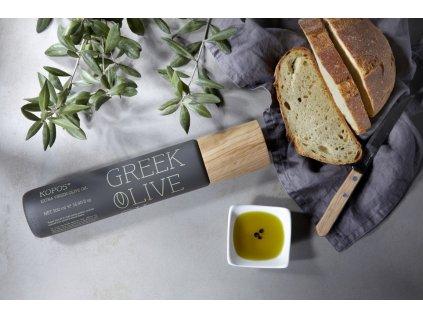 Kopos olivový olej dárkové balení 500ml Andriotis