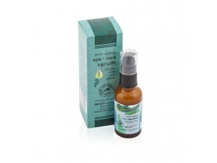 serum anti aging with aloe and aladania 30ml