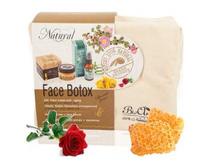natural face botox