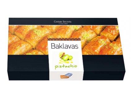 Baklavas pistacie cs
