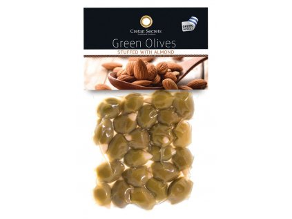 Green olives almond