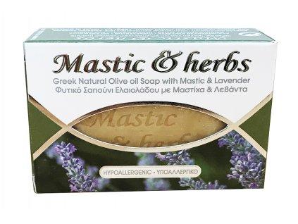 MasticHerbs mydlo levandule