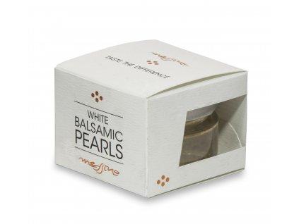 white balsamic pearls MESSINO