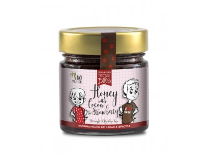 HONEY WITH COCOA & STRAWBERRY Αντιγραφή