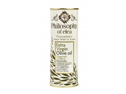 TIN 0,5L Philosophy of elea