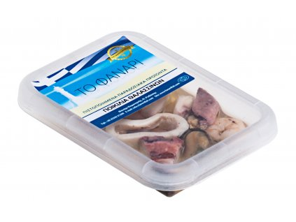 Morske plody Fanari Greek Market