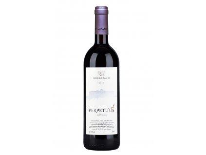 Červené suché víno PERPETUUS NICO LAZARIDI 750ml