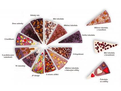 Pizza cokolada Sokolata Agapits Greek Market