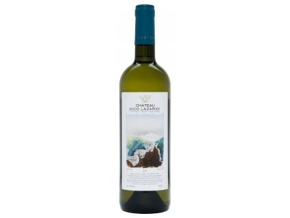 Bile suche vino Chateau Nico Lazaridi 2018