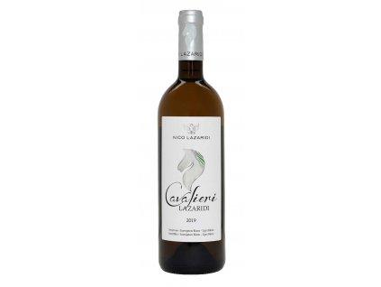 Bílé suché víno CAVALIERI NICO LAZARIDI 750ml