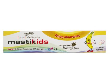 Zubni pasta detska banan