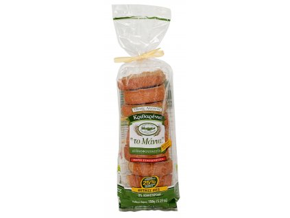 To Manna jecmenne suchary z Kréty 150g Greek Market