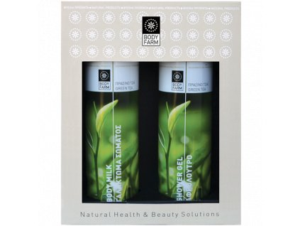 Gift Set 1 1 green tea BIG