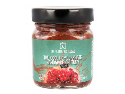 POMEGRANATE CHUTNEY