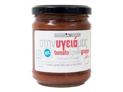Tomato tsipouro
