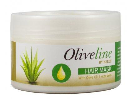 Kaloe olive line vlasova maska Greek Market