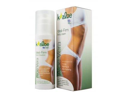 Kaloe hydratacni telove mleko Ideal Firm s vytazkem z Aloe vera 150ml v krabicce