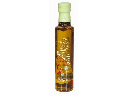 Extra panensky olivovy olej s chili Liokarpi