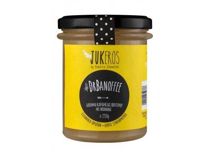 Karamelova pomazanka s bananem Jukeros Greek Market