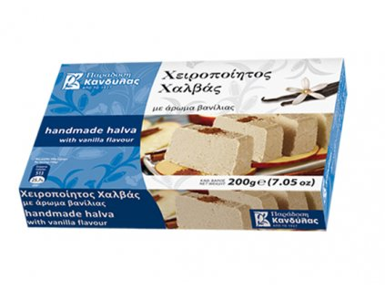 Chalva s vanilkou Kandylas Greek Market