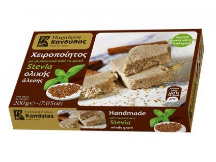 Celozrnna halva bez cukru Kandylas Greek Market