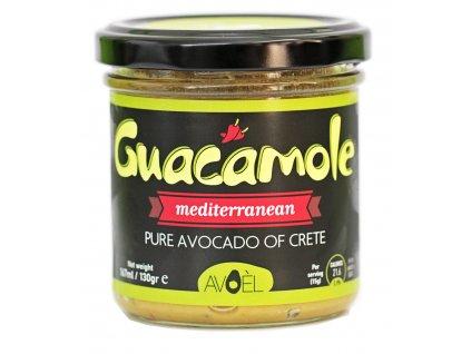 Guacamole z kretskeho avokada Avoel Greek Market