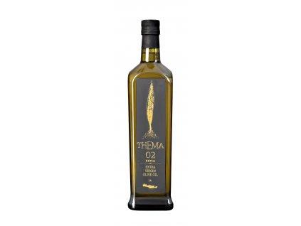 Thema 02 extra panensky olivovy olej 1l Greek market