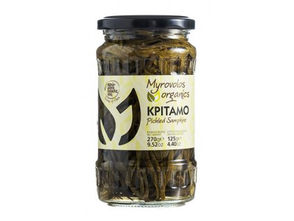 Myrovolos kritamo BIO z ostrova Chios Greek Market