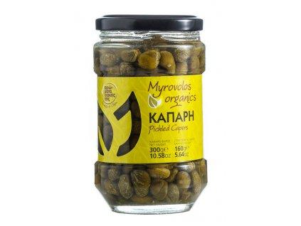 Myrovolos kapari BIO z ostrova Chios Greek Market