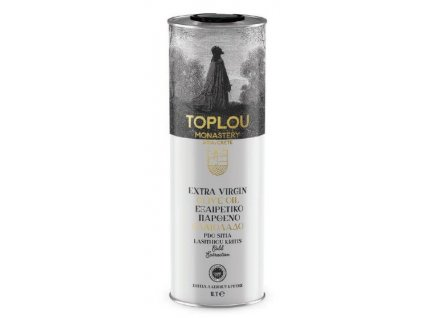 EVOO PDO SITIA 1000ml Tin