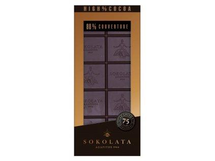 80% horka cokolada Agapitos Greek Market