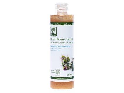 BIOselect olivovy sprchovy scrub GreekMarket