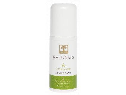 BIOselect NATURALS deodorant s BIO olivovým a konopným olejem GreekMarket