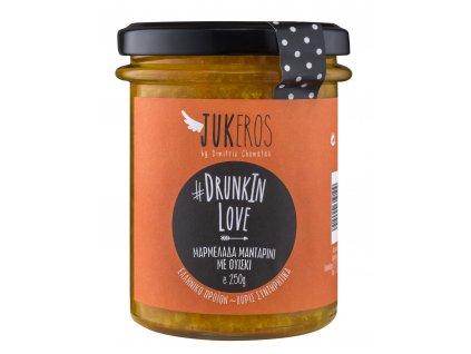 Jukeros mandarinkova marmelada s whisky GreekMarket