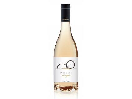 Troupis ruzove suche vino TOMI Moschofilero Mantinia GreekMarket