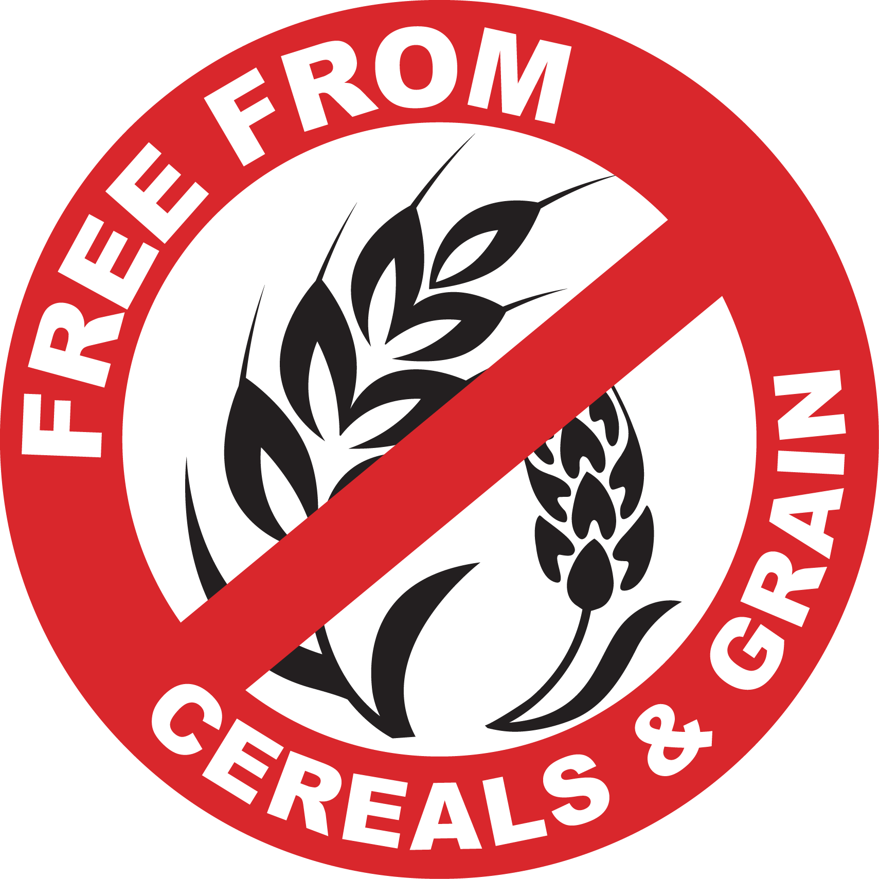 free from cereals and grains