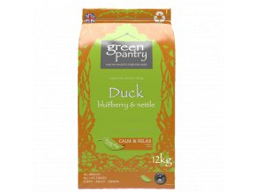Green Dog Adult DUCK, TURKEY and VEG 12 kg