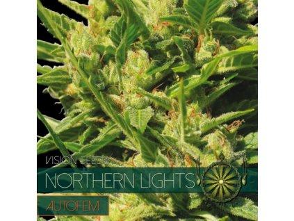 Samonakvétací semeno  NORTHERN LIGHTS
