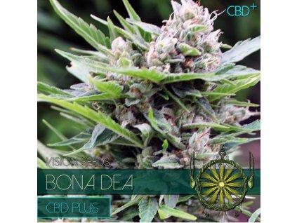 CBD Feminizované semeno BONA DEA