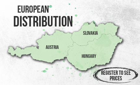Delivering to countries EU | Green Heads EU | Your reliable European wholesaler and distributor
