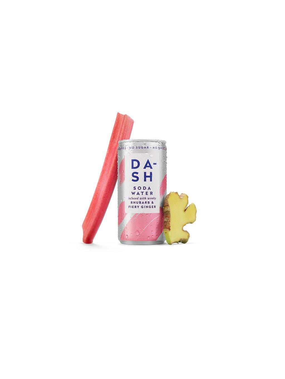 Dash mixer rhubarb a ginger green heads 1