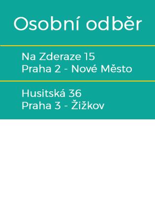 Osobní odběr produktů | Greenloop.cz
