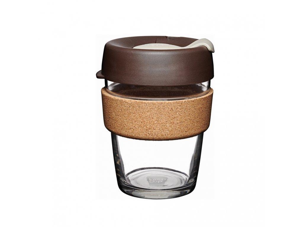 termohrnek keep cup skleneny almond stredni greenloop cz
