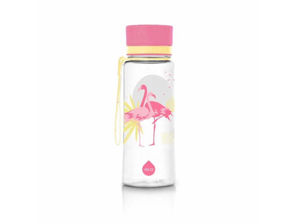 zdrava lahev na vodu pro deti equa flamingo greenloop cz