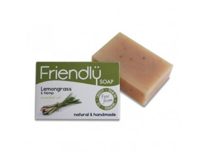 tuhe mydlo konopi citronova trava friendly soap greenloop cz