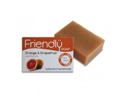 tuhe mydlo olej pomeranc grep friendly soap greenloop cz