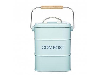 modra nadoba na bioodpad do kuchyne greenloop cz
