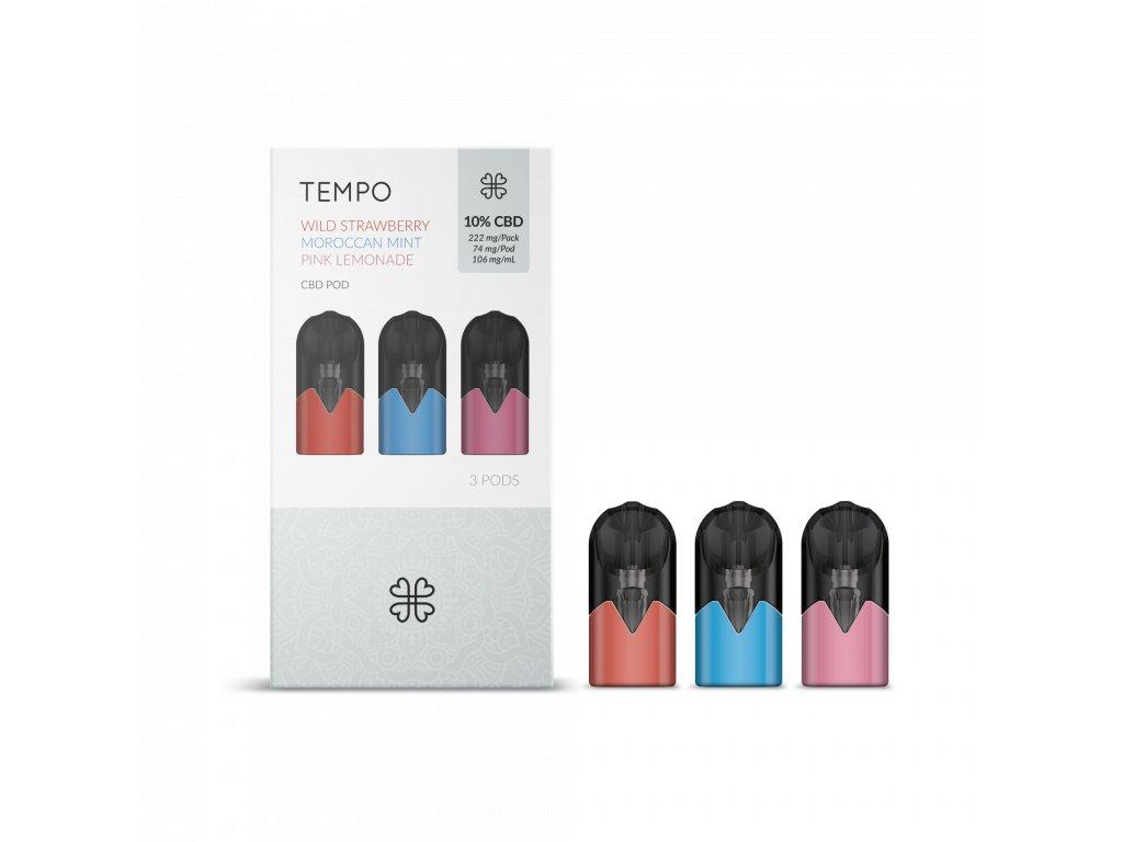TEMPO POD Classics Front