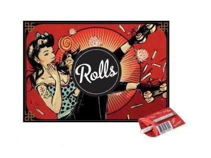Rolls filtry 10ks 6mm 2